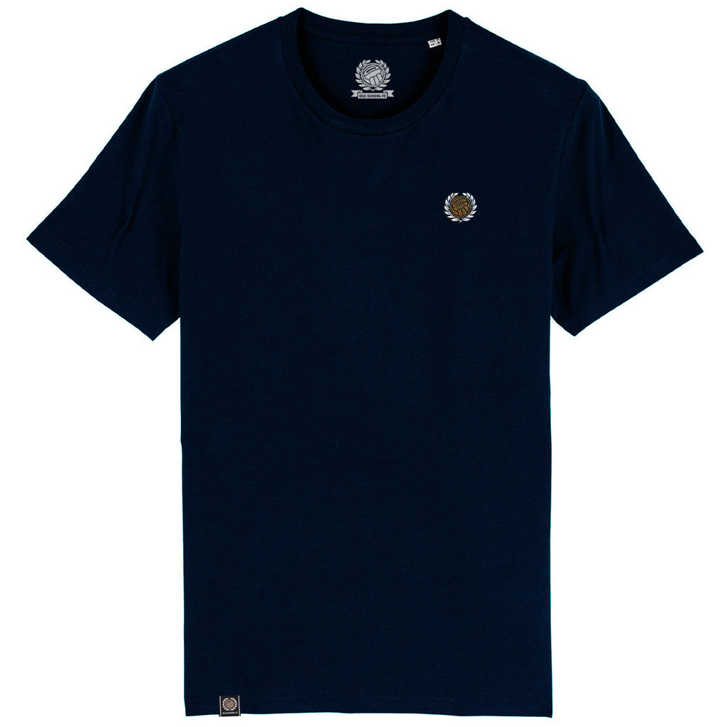 Small Logo T-Shirt - navy