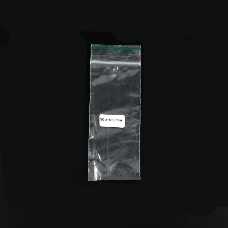 Ziplock Bag 50x120mm