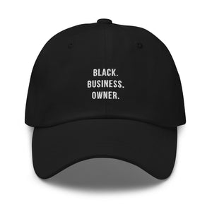 Black. Business. Owner. - Limited Edition