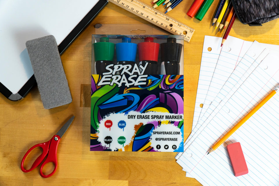 Spray Erase