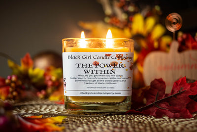 The Power Within Candle