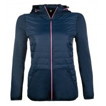 HKM Softshell quilted jacket -Champ New
