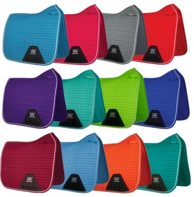 Woof Wear Dressage Saddle Cloth Colour Fusion