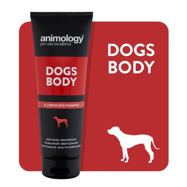 Dogs Body Dog Shampoo 250ml