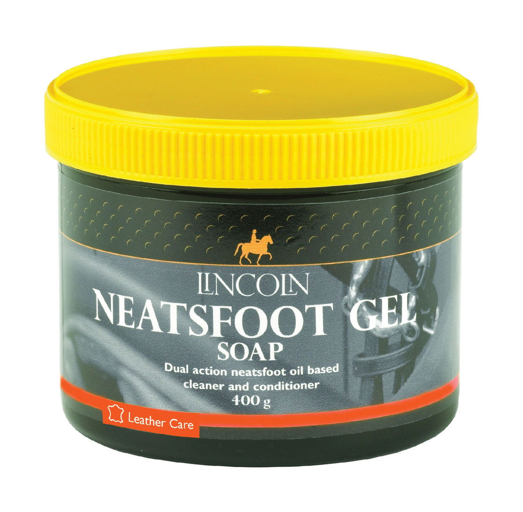 Lincoln Neatsfoot Gel Soap - 400g