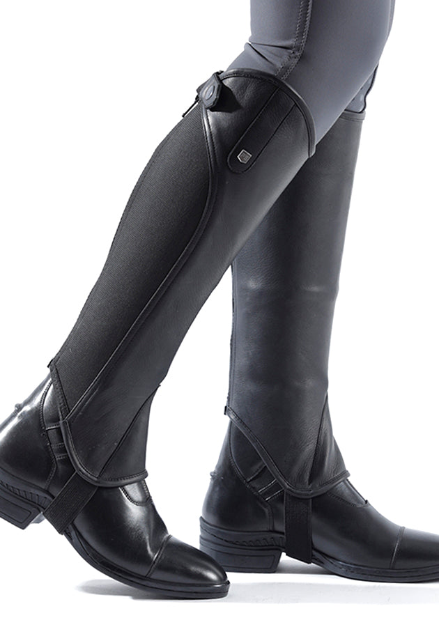 Emrisa Ladies Leather Half Chaps