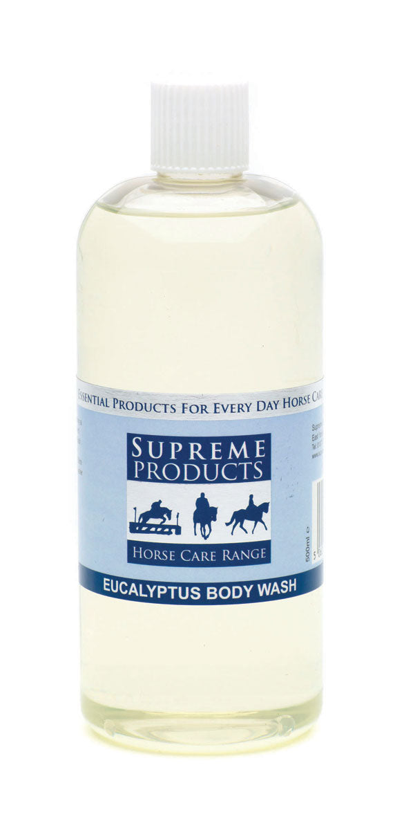 Supreme Eucalyptus Body Wash