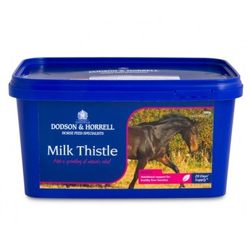 Milk Thistle - Dodson & Horrell