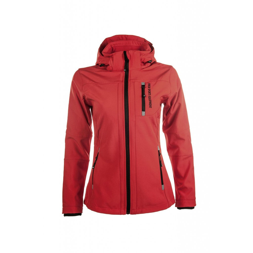HKM Ladies Softshell Jacket