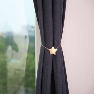 Curtain Buckle Star