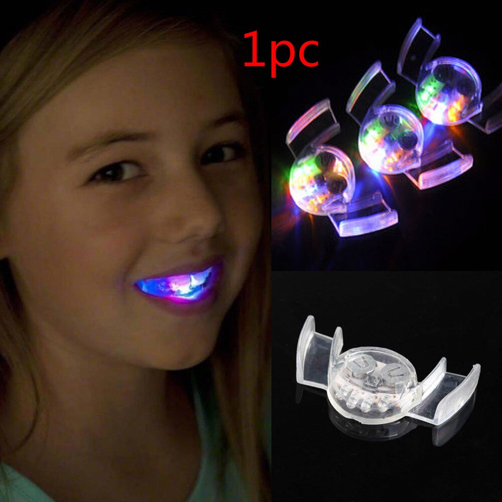 Mouth Guard Glows
