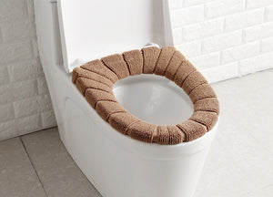 Seat Cover Winter Toilet