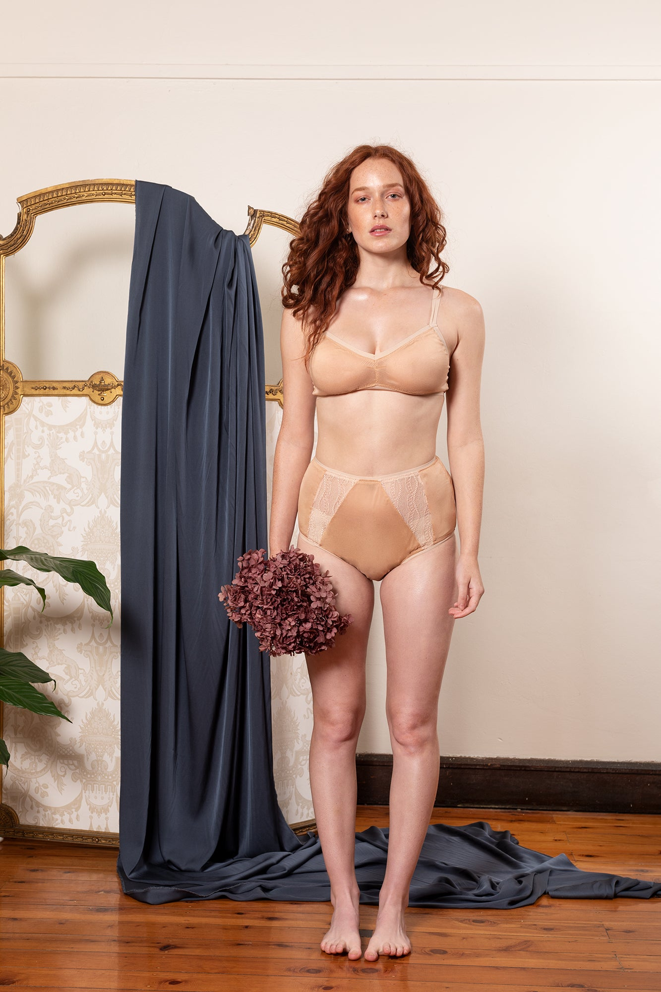 Ariadne High Waisted Knicker