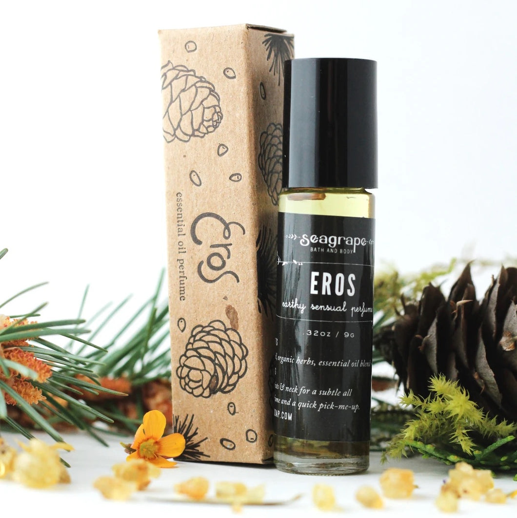 Eros Roll-on Perfume