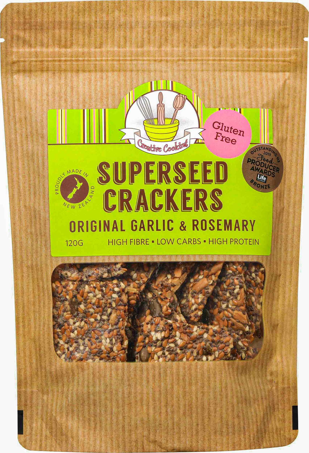 SUPERSEED CRACKERS
