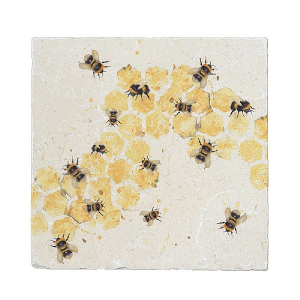 HONEYCOMB BEE     THE KENSINGTON COLLECTION PLATTER