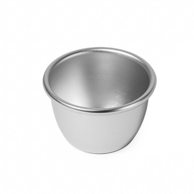 SILVERWOOD  2.5in MINI PUD MOULD  ( 4oz )