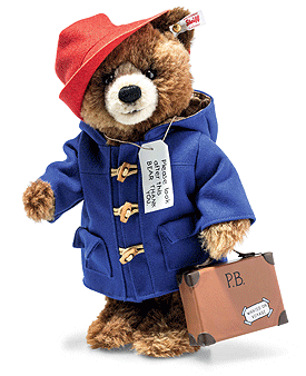 STEIFF PADDINGTON BEAR 2021