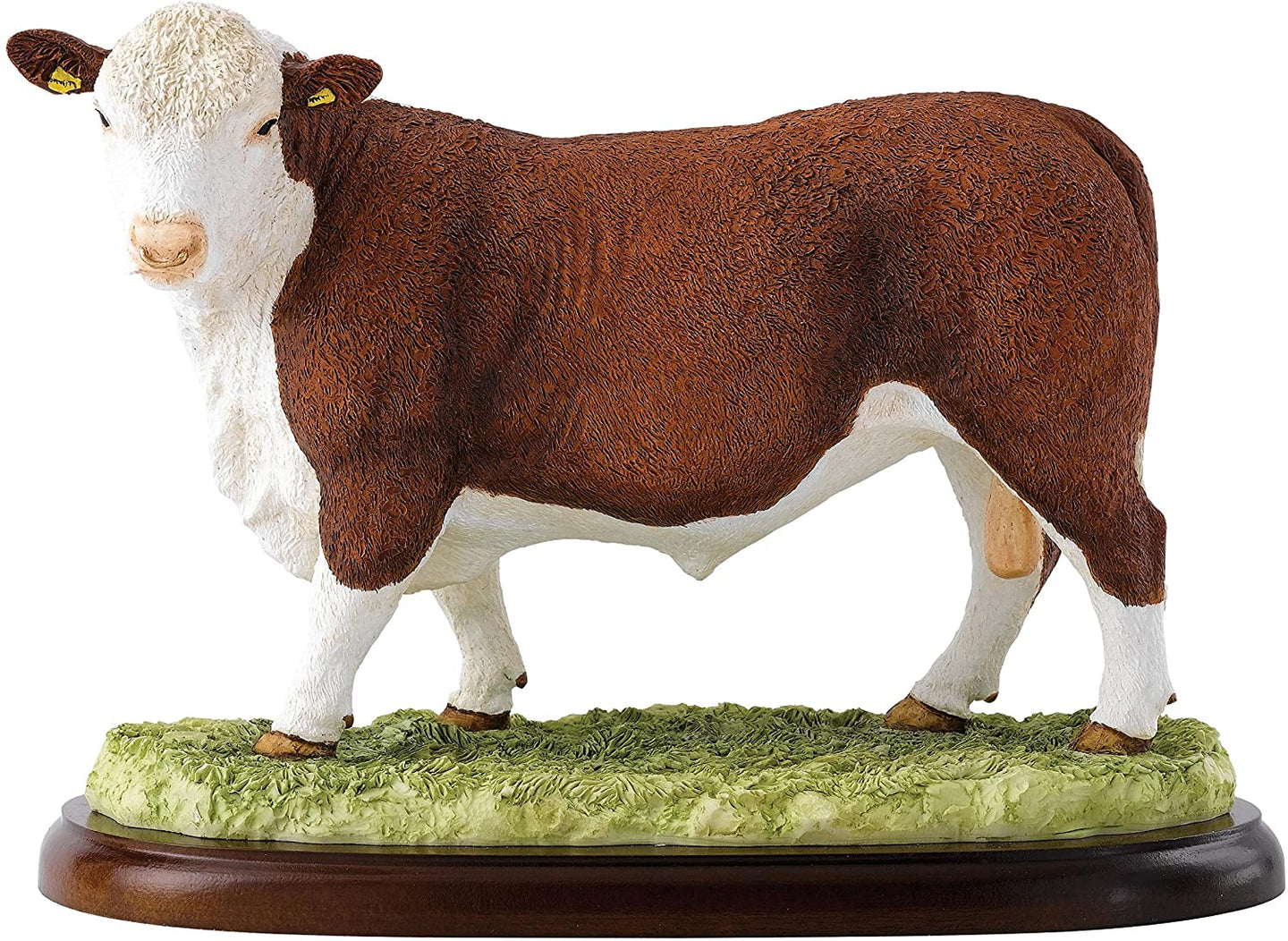 HEREFORD BULL NATURE CRAFT