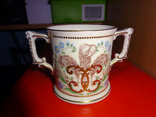 Load image into Gallery viewer, Charles & Camilla Wedding 9th April Royal Crown Derby China Loving Cup