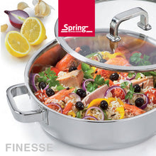 Load image into Gallery viewer, SPRING - FINESSE POT SERIES - GOURMET 28cm