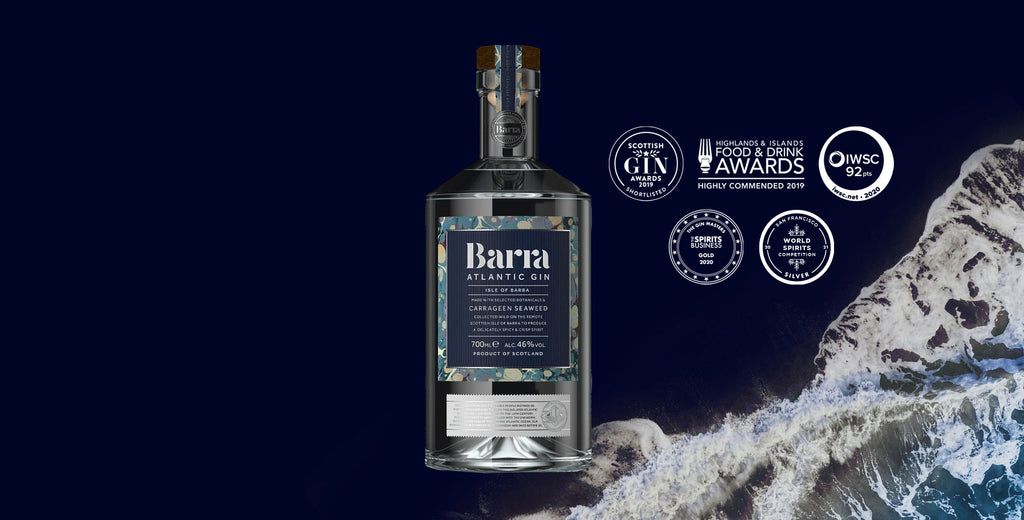 From the Isle of Barra to San Francisco World Spirits Competition