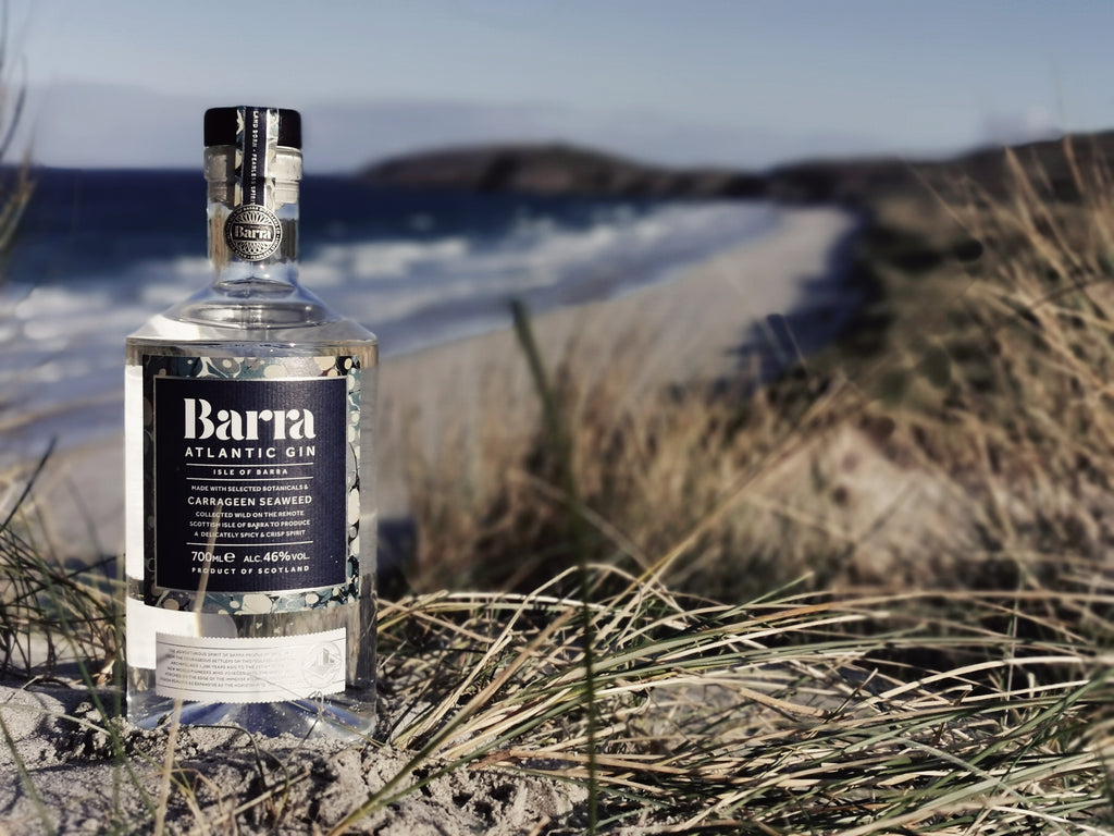 The Isle of Barra welcomes the arrival of its first ever distillery.