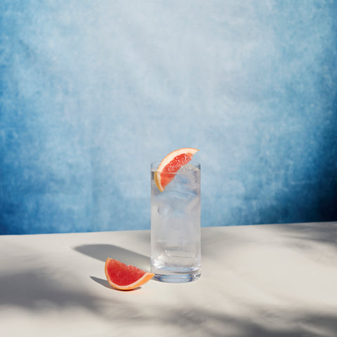 recommended serve gin