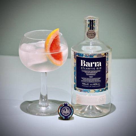 Barra Gin - Gin on the Tyne