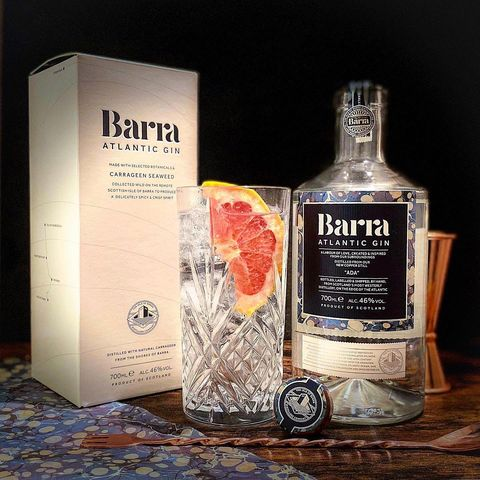 Barra Gin - The Gin Judge