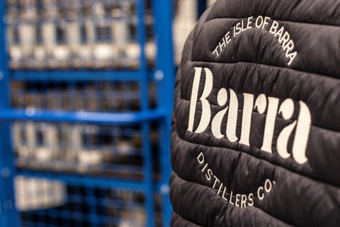 Isle of Barra Distillers logo