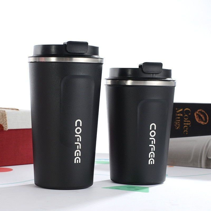Portable Travel Thermos Mug