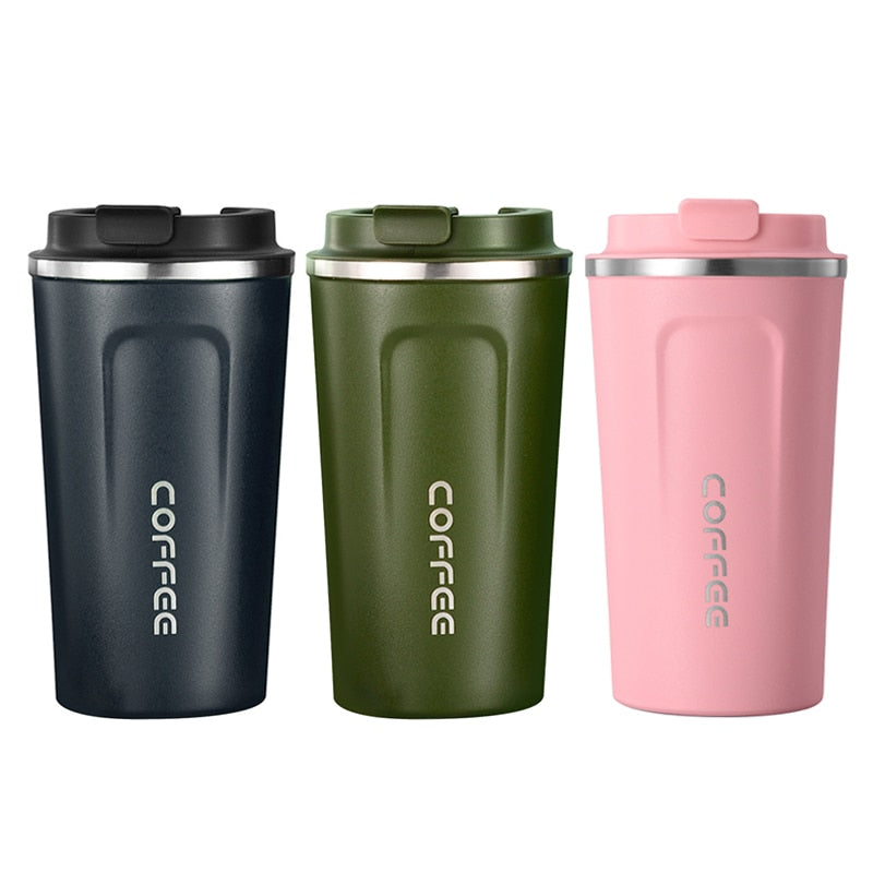 Stainless Steel Vacuum Flasks Thermo Cup