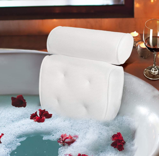 Spa Pillow - Orthopedic Bath Pillow