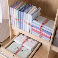 Dress Book - Space-saving Clothes Folder Organizer (10 pcs.)