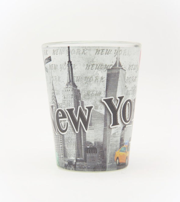 NYC Shot Glass