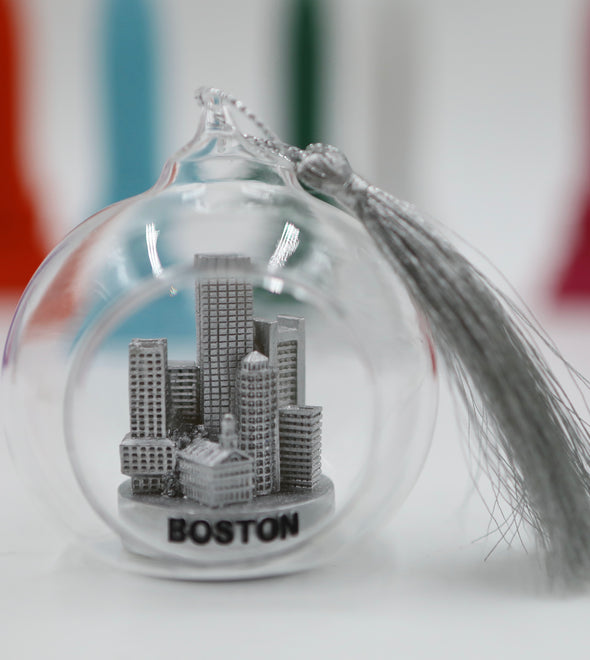 65mm Silver Boston Skyline Terrarium