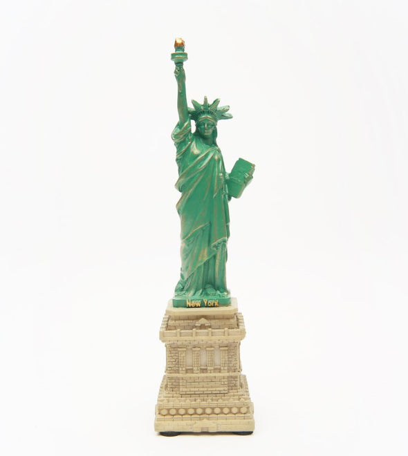 "6"" Replica Statue of Liberty Long Base"