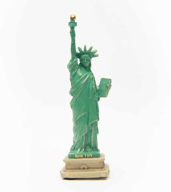 5.5 Inch Flat Base Statue of Liberty Replica
