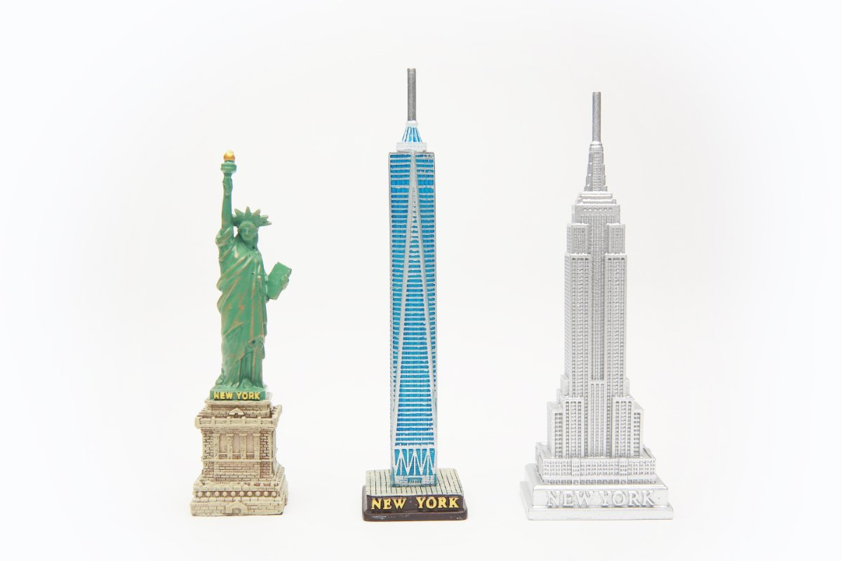 New York City Landmarks Set