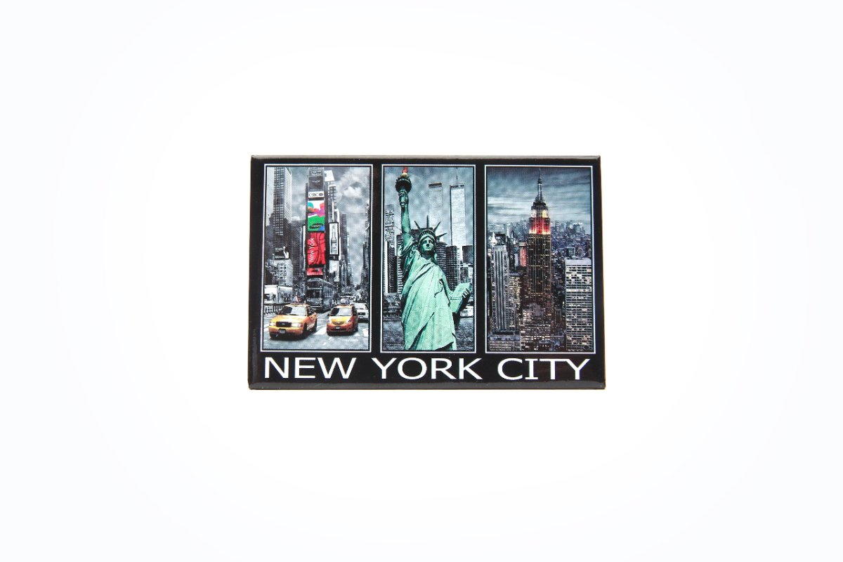 New York City Photo Magnet