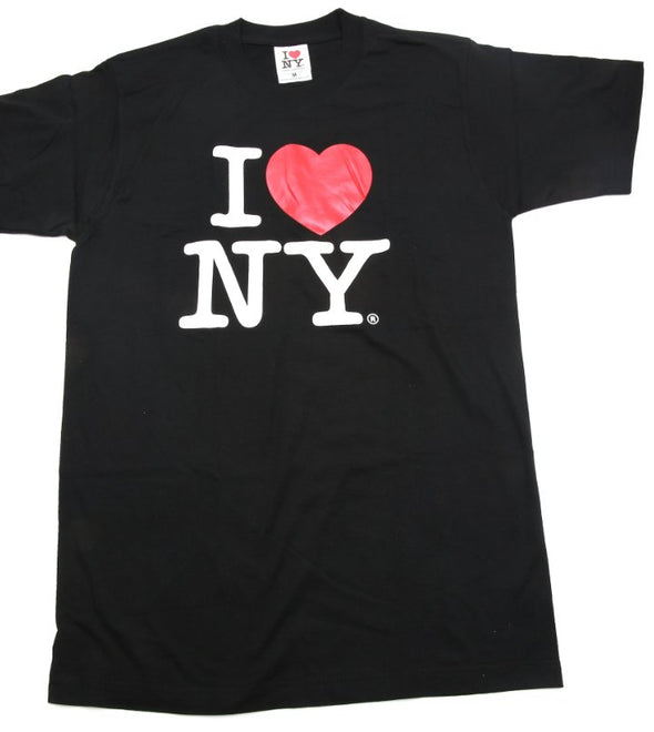 I Love New York T-Shirt Adult Size