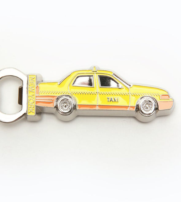 New York City Taxi Bottle Opener