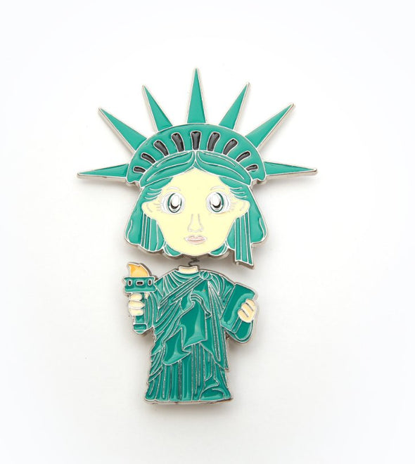 Statue of Liberty Moving Head Magnet