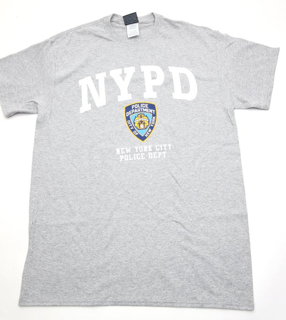 NYPD Grey T-Shirt