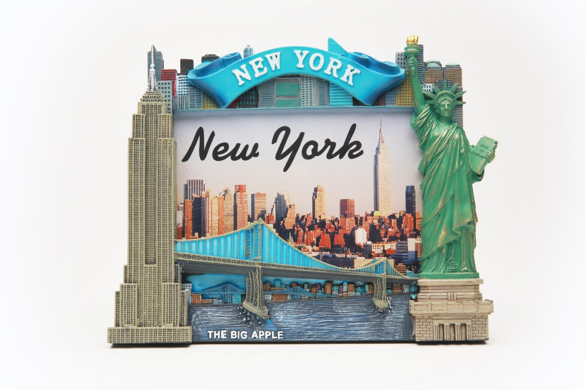 New York City Skyline Picture Frame