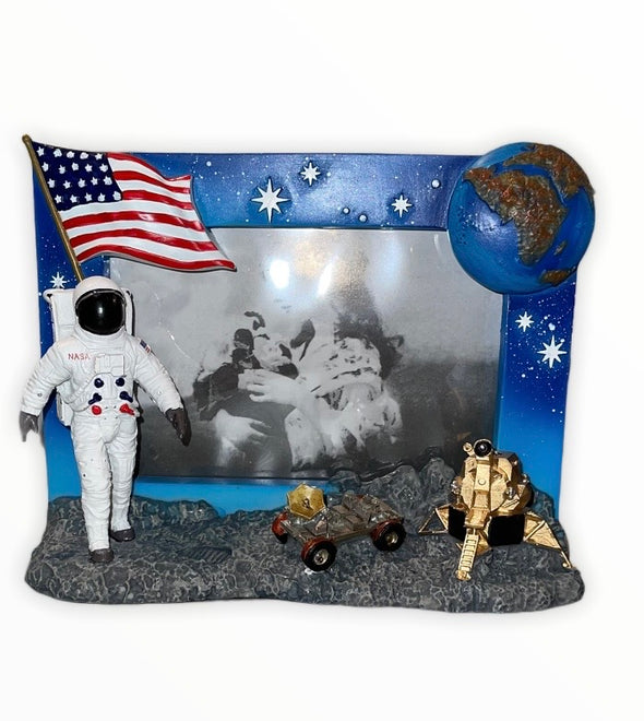Nasa 3 Dimensional Picture Frame