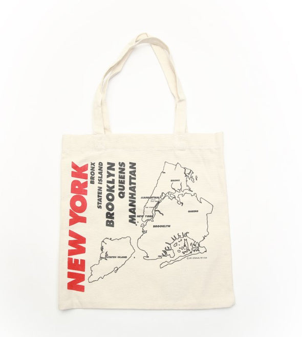 New York City Canvas Bag
