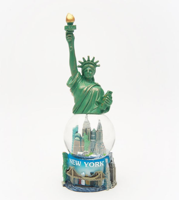 Souvenir Snow Globe Statue of Liberty