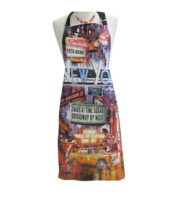 New York Photo Kitchen Apron